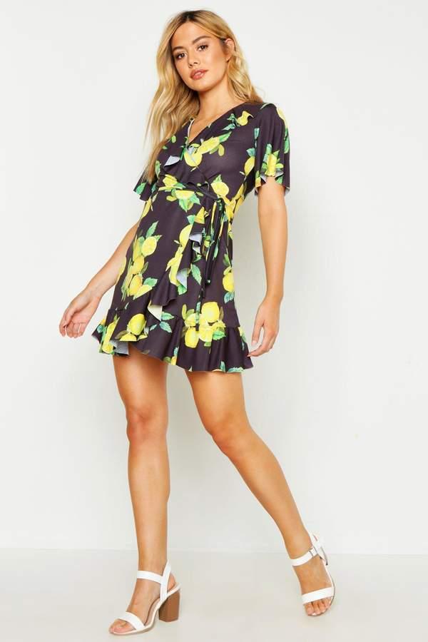 a3f55b779932 Wrap Tea Dress - ShopStyle