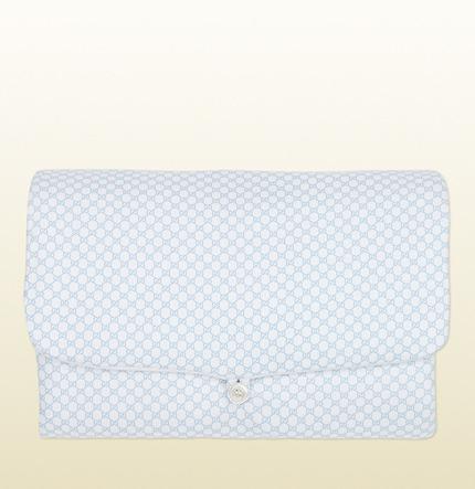 Gucci GG pattern changing pad
