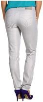 Calvin Klein Jeans Petite - Petite Denim Legging in Liquid Metal (Liquid Metal) - Apparel