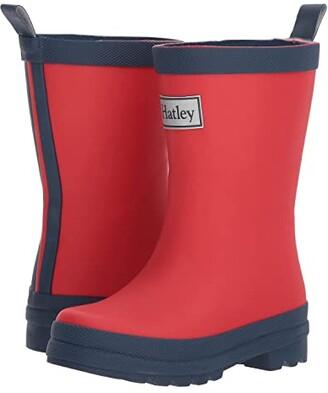 Hatley Kid's Color Block Rain Boots (Toddler/Little Kid)