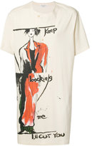 Yohji Yamamoto Henley T-shirt dress - men - Cotton - 3