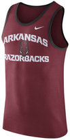 Nike Men's Arkansas Razorbacks Team Tank