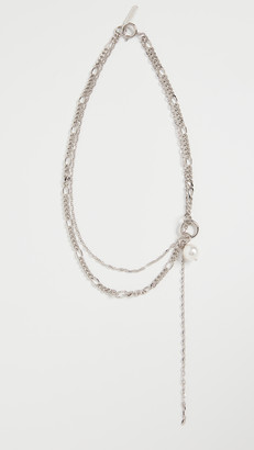 Justine Clenquet Reese Necklace