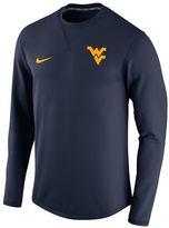 Nike Men's West Virginia Mountaineers Modern Waffle Fleece Sweatshirt