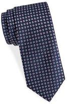 Saint Laurent Oval Silk Tie