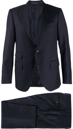 Caruso two-piece formal suit