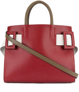 Marni East West large tote bag - women - Calf Leather/Brass - One Size