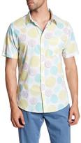 Original Paperbacks Milano BBQ Regular Fit Short Sleeve Shirt