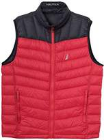 Nautica Men's J73600 Outdoor Gilet