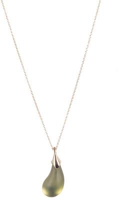 Alexis Bittar Dewdrop Pendant Necklace