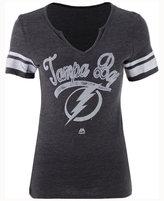 Majestic Women's Tampa Bay Lightning Tag Up T-Shirt