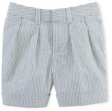 Ralph Lauren Cotton Seersucker Short
