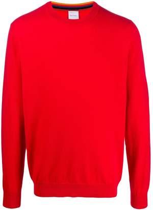 Paul Smith cashmere crew-neck pullover