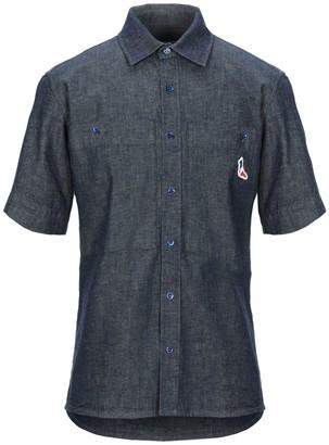 MAISON KITSUNÉ Denim shirts