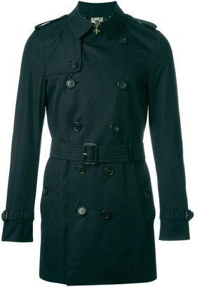 Burberry The Sandringham Mid-length Trench Coat