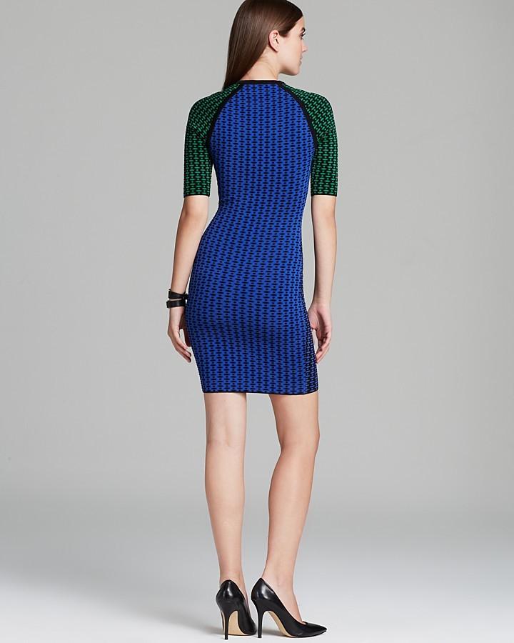 Torn By Ronny Kobo Dress - Gabi Tiles
