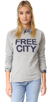 Freecity STR8UP Raglan Sweatshirt