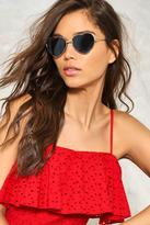 Nasty Gal nastygal Heart to Heart Fashion Glasses