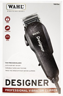Wahl Designer Clipper with Combs