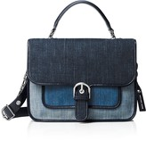 MICHAEL Michael Kors Cooper Large Denim School Satchel