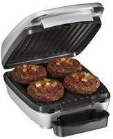 "Hamilton Beach 60"" Removable Plate Indoor Grill - 25359"