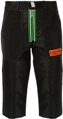 Heron Preston Utility knee-high trousers