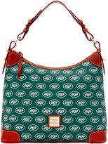 Dooney & Bourke NFL Jets Hobo