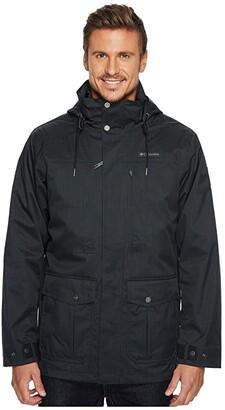 Columbia Horizons Pinetm Interchange Jacket (Collegiate Navy) Men's Coat