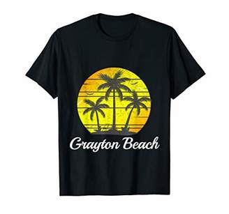 Grayton Beach Florida Vacation Family Island Group Gift T-Shirt