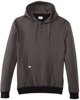 Matix Clothing Company Men's Stevenson Henley Pullover Hoodie 8137770