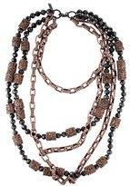Robert Rodriguez Multichain Bead Necklace