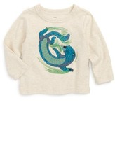 Tea Collection Infant Boy's River Otter Graphic T-Shirt