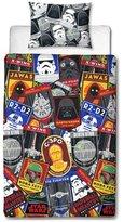 Star Wars Patch Rotary Bedding Set - Single