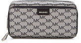MICHAEL Michael Kors Studio Mercer Signature Double-Zip Travel Pouch