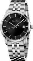 Calvin Klein Infinite K5S31141 Silver/Black Analog Quartz Women's Watch