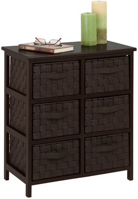 Honey-Can-Do 6-Drawer Storage Chest