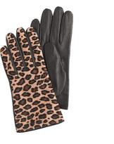 J.Crew Calf Hair Gloves