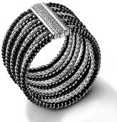 John Hardy BEDEG COLLECTION Multi-Row Bracelet