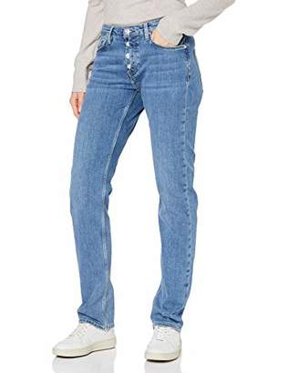 S'Oliver Women's 21.912.71.6066 Straight Jeans