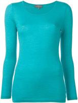 N.Peal superfine round neck jumper