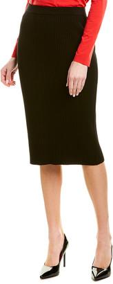 St. John Pencil Skirt