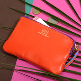 Undercover Luxurious Leather Coin Purse