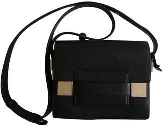 Delvaux Madame mini Black Leather Handbags
