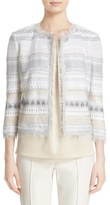 St. John Women's Merengue Knit Jacket