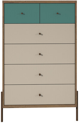 Manhattan Comfort Joy 48.43In Tall Dresser