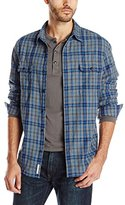 Lucky Brand Men's Griffith Workwear Shirt In