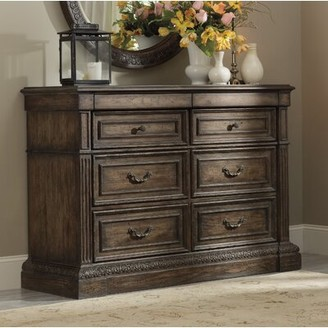 Hooker Furniture Rhapsody 8 Drawer Media Chest