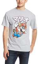 Nintendo Men's Mario Away T-Shirt