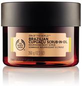 Brazilian Cupuaçu Scrub-in-Oil