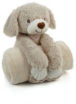 Elegant Baby Baby's Puppy Bedtime Huggie/Blanket